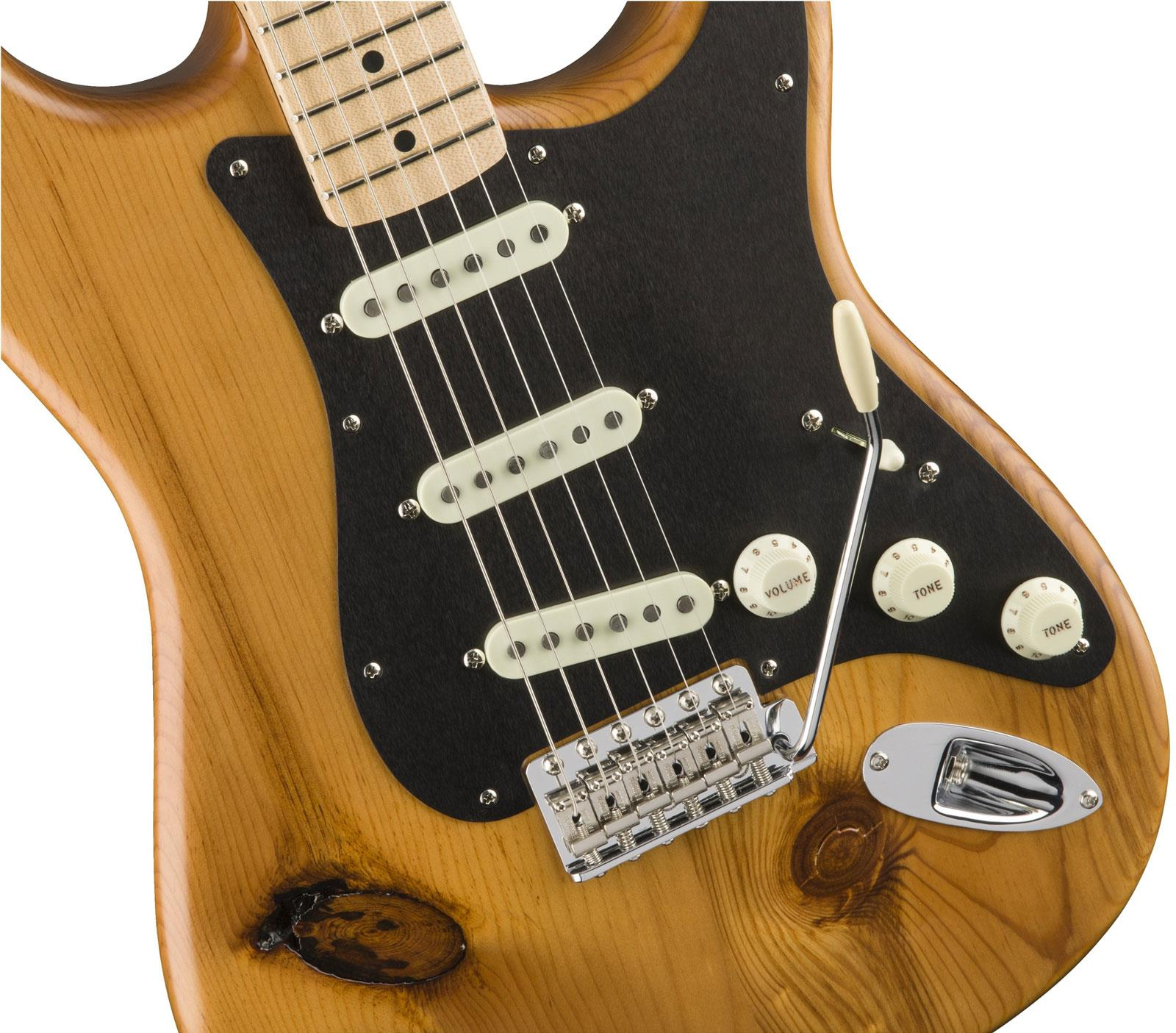 fender 2017 limited edition american vintage 39 59 pine stratocaster keymusic. Black Bedroom Furniture Sets. Home Design Ideas