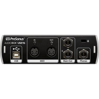 Presonus AudioBox USB96 USB audio interface