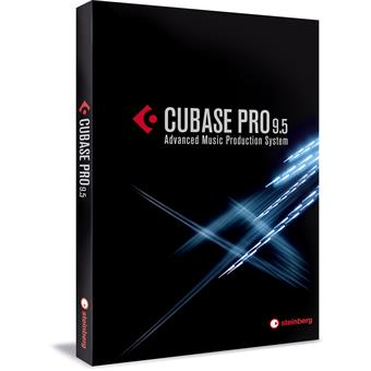 Steinberg Cubase Pro 9.5 sequencing software/virtuele studio