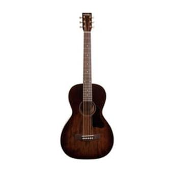 Art & Lutherie Roadhouse Bourbon Burst parlour/folk guitar