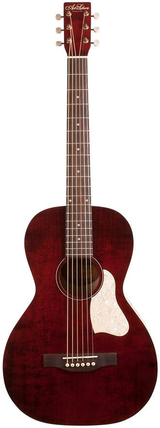Image of Art & Lutherie Roadhouse Tennessee Red 0623501042401