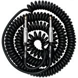 Bullet Cable Coil Black 9 Meter Straight Straight