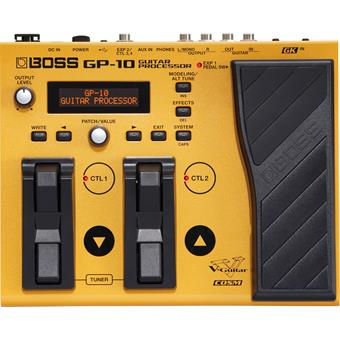 Boss GP-10S Guitar Processor guitar multi effect