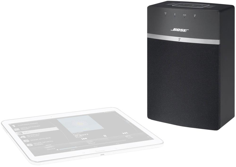 bose soundtouch 10 black keymusic. Black Bedroom Furniture Sets. Home Design Ideas