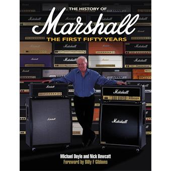 Hal Leonard The History Of Marshall handleiding