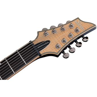 Schecter 1254 Banshee Elite 8 Gloss Natural 7/8-cordes guitare électrique