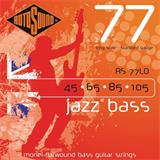 Rotosound RS77LD Jazz Bass 77 Monel Flatwound