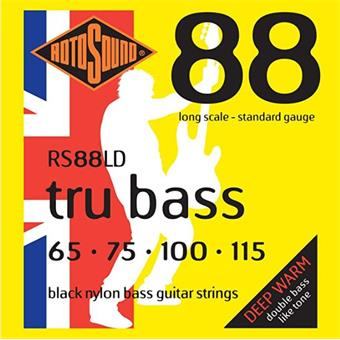 Rotosound RS88LD strings for bass guitar