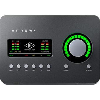 Universal Audio Arrow interface Thunderbolt