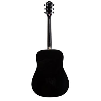 Morgan Guitars W104 Black westerngitaar