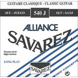 Savarez 540J Alliance High Tension