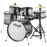 Stagg TIM JR 5/16B Black