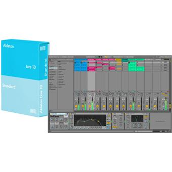 Ableton Live 10 Standard sequencing software/virtual studio
