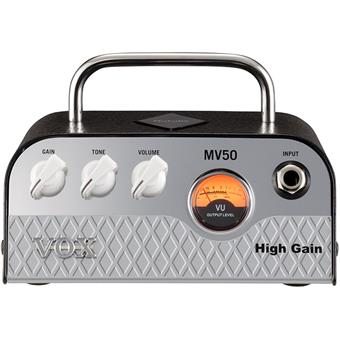 Vox MV50 High Gain tête ampli guitare à transistor