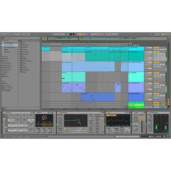 Ableton Live 10 Suite UPG from Live Lite Download sequencing software/virtual studio