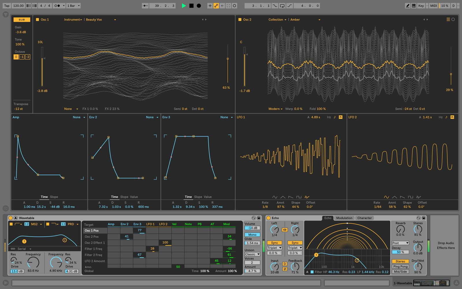 Ableton Live 10 Standard UPG from Live Lite Download sequencing  software/virtual studio