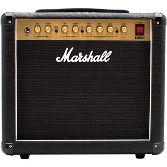 Marshall DSL5CR  buizen gitaarcombo