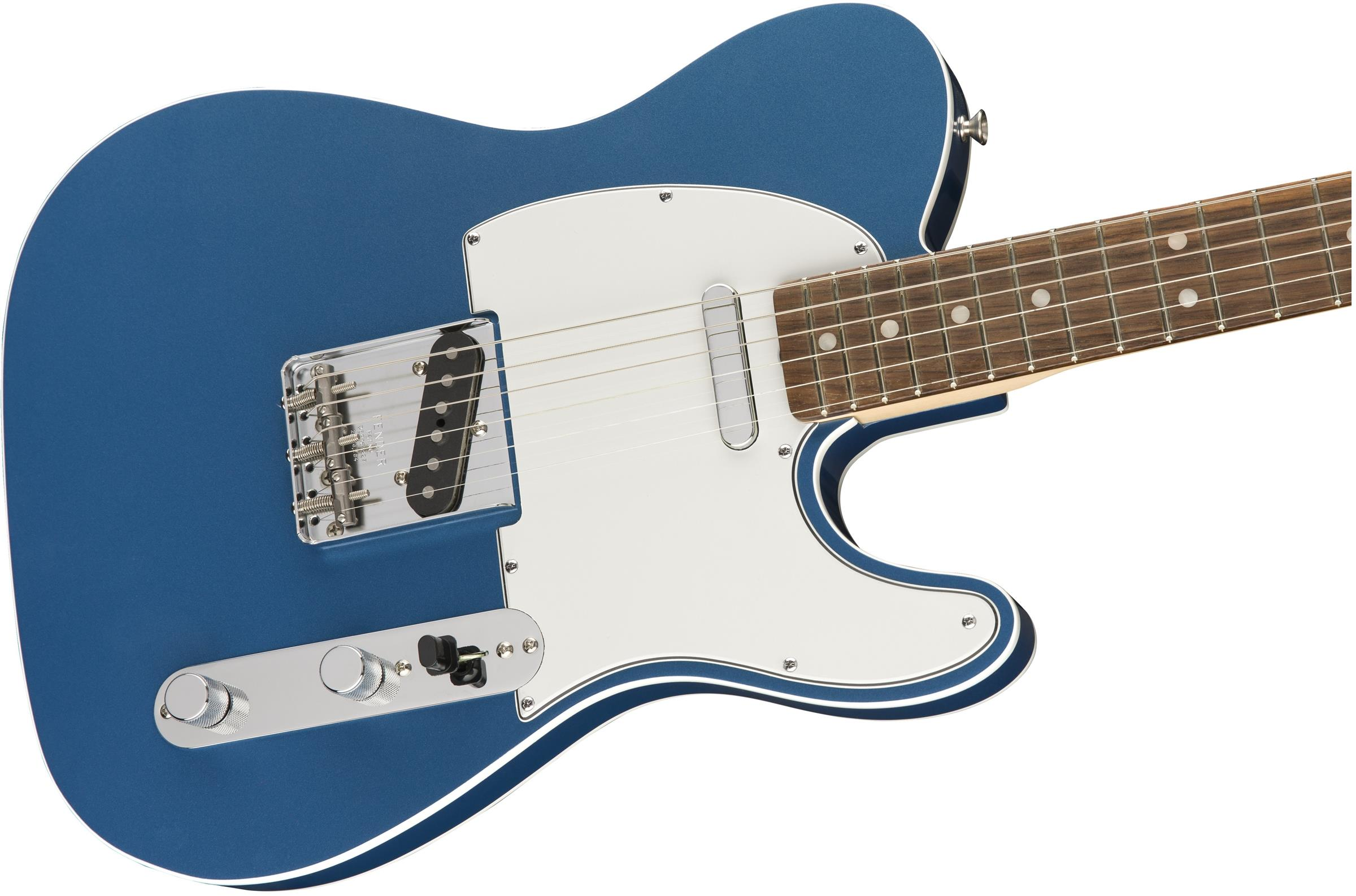 fender american original 60s telecaster rw lake placid blue keymusic. Black Bedroom Furniture Sets. Home Design Ideas