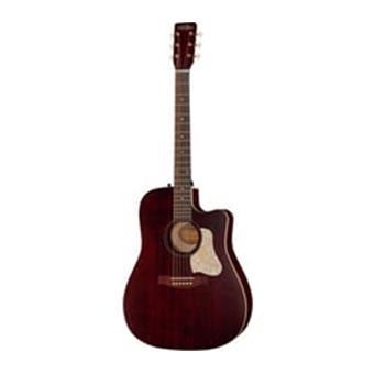 Art & Lutherie Americana Tennessee Red QIT Parlour/Folk Gitarre