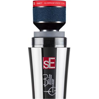 sE Electronics V7 Billy F. Gibbons dynamic microphone for vocalists