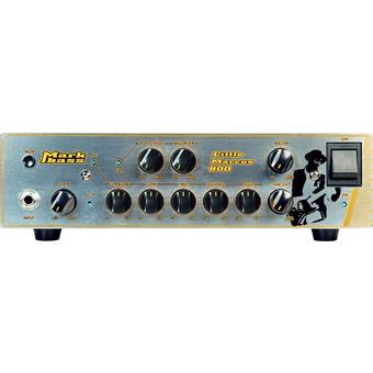 Markbass Little Marcus 800 compact bass head