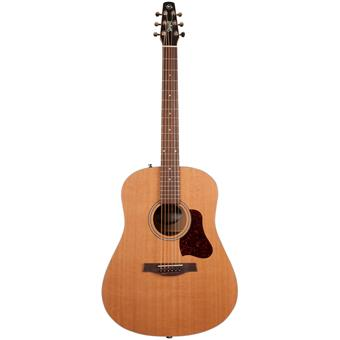 Seagull S6 Original QIT acoustic-electric dreadnought guitar