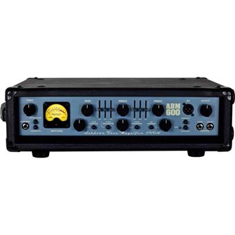 Ashdown ABM-600-EVO IV tube bass head