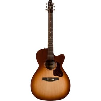 Seagull Entourage Autumn Burst CH CW A/E acoustic-electric cutaway orchestra guitar