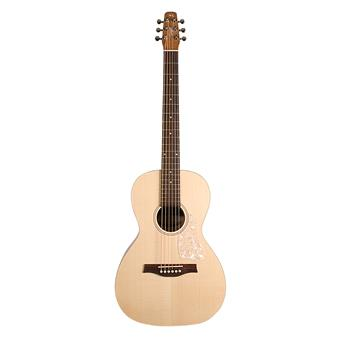 Seagull Entourage Grand Natural Almond parlour/folk gitaar
