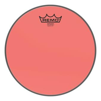 "Remo BE-0310-CT-RD Emperor Colortone Red 10"" tomvel"