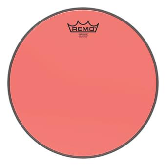 "Remo BE-0312-CT-RD Emperor Colortone Red 12"" tom head"
