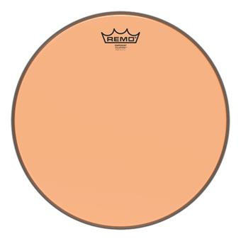 Remo BE-0314-CT-OG Emperor Colortone Orange Tomfell