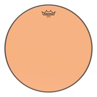 Remo BE-0316-CT-OG Emperor Colortone Orange Tomfell