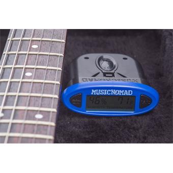 Music Nomad MN305 Humireader - Humidity + Temperature Monitor produit nettoyage/d'entretien guitare