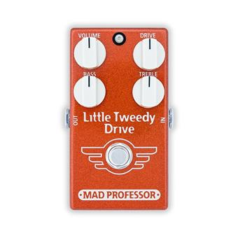 Mad Professor Little Tweedy Drive overdrive pedal