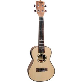 Morgan Guitars UK-C250SE Natural ukulele