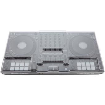 Decksaver DDJ-1000 Cover Smoked Clear dust cover for DJ equipment