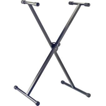 Stagg KXSA4 Single Braced X Frame Keyboard Stand keyboardstandaard
