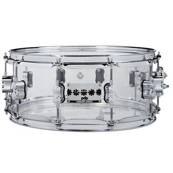 "DW PDP 14"" Chad Smith Signature signature snaredrum"