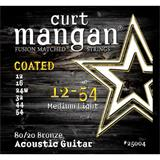 Curt Mangan Acoustic Guitar Strings 12-54 Phosphor Bronze Coated