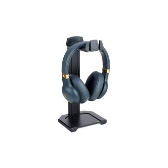 Gravity GHPHTT01B Tabletop Headphone Stand accessory for headphones