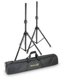 Gravity GSS5211BSET1 Speakerstandset with Bag speaker stand