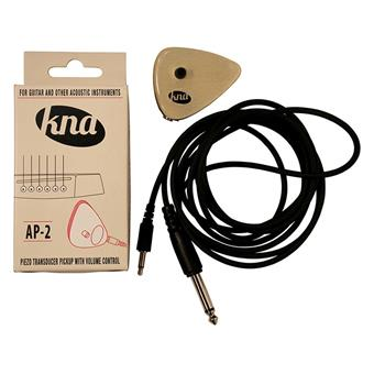 KNA AP-2 Piezo Pickup With Volume Control micro