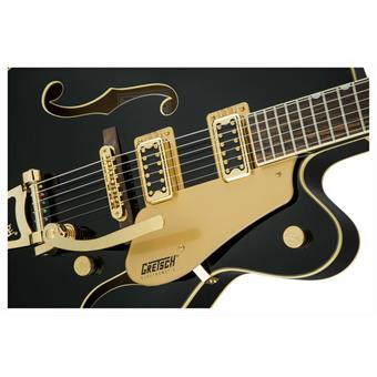 Gretsch G5420TG Electromatic Hollow Body Limited Edition Black semi-acoustic guitar