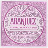 Aranjuez AR-304 - D-4 string, silverplated wound nylon