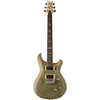 Paul Reed Smith SE Custom 24 Trampas Green elektrische gitaar
