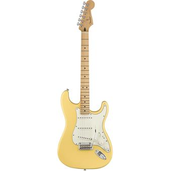 Fender Player Stratocaster MN Buttercream electric guitars