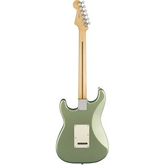 Fender Player Stratocaster PF Sage Green Metallic electric guitars