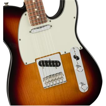 Fender Player Telecaster PF 3 Tone Sunburst guitare électrique