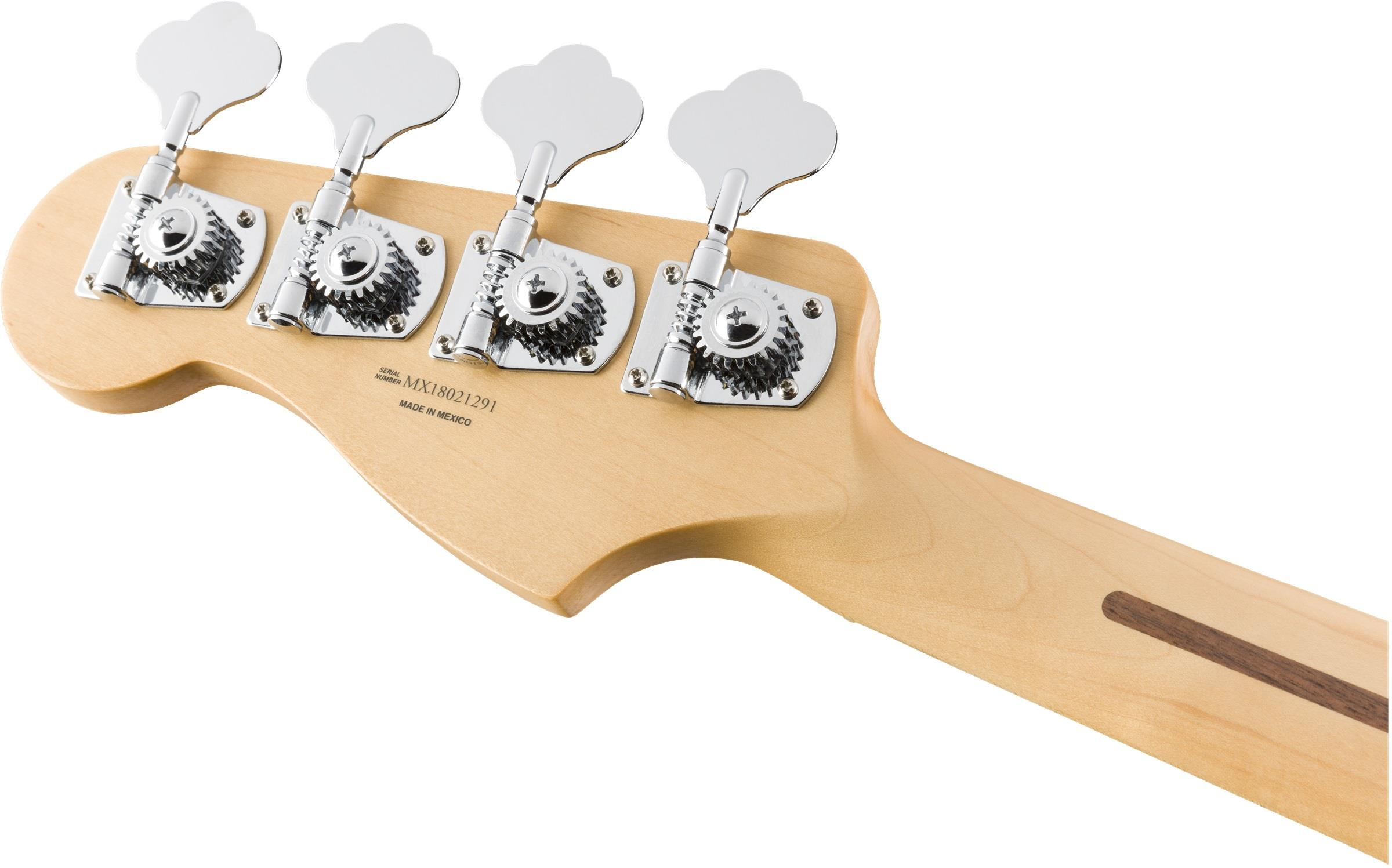 Fender Player Precision Bass Mn Buttercream Keymusic Accurate Tone Control 4 String Guitar